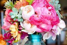 Centerpieces & Flowers