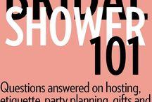 Bachelorette/Bridal Shower Fun / Ideas to throw a great bridal shower or bachelorette party!