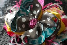 Bows bows and more bows / by Jazmin M. Santiago