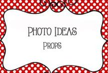 Photo - Props / Photo Prop ideas, Photography