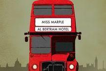 Agatha Christie: le nuove copertine / by Libri Mondadori
