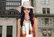 Covet Fashion featuring Eric Javits.  / Covet Fashion looks featuring Eric Javits products.