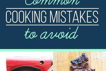 Food Tips & Cooking Secrets