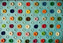 granny squares  / Granny square patterns and inspiration