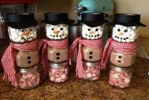Christmas Gifts, Crafts and Decorations
