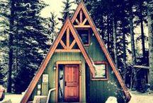 Pretty houses / Jolies maisons