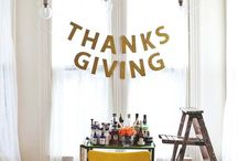 holidays: thanksgiving / by Olivia Rogers