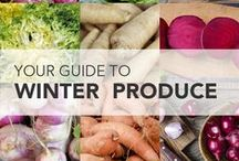 Kitchen Infographics & Tips / Learn more about your kitchen and food / by Heather Hazen