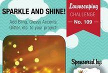 Challenge #109: Sparkle and Shine