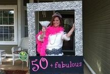 50 YEARS OLD!!!!! / by Michelle Peri