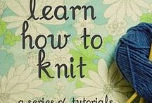 So I Knit/Crochet Now / Knitting/crocheting projects, ideas, and helpful hints