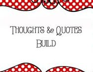 Thoughts - Build