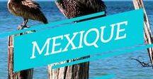 Mexique Magnifique / Nous avons découvert le Mexique lors d'un road trip dans la belle région du Yucatan. Des plages magnifiques, des traces de l'ancienne civilisation maya, des cenotes, des villes aux 1000 couleurs. Tout est réuni pour passer un excellent voyage ! Suivez nous dans nos découvertes mexicaines :)