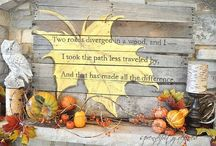 Fall Y'all / Fall and Halloween / by Winona Brewer