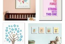 Wall Art / Tutorials for wall beautification / by Carrie