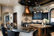 Cooking Kitchens / by Donna Comi