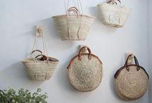 Boxes,baskets and suitcases / by Maria Jose Jimenez Sanchez