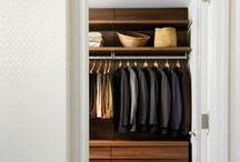 CLOSETS / Coat Closets, Bedroom Closet, His & Hers Closet, Linen Closet, Kids Closet, etc.