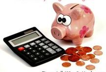 Frugal Money / Ways to Cut Back and Ways to Saving Some / by Carrie