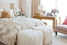 beautiful bedrooms / calm, serene, breathtaking and stupidly stylish bedrooms