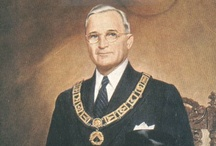 Harry S Truman / Learn more at the Harry S. Truman Presidential Library and Museum of the U.S. National Archives. http://www.trumanlibrary.org/ / by LuAnne Parrish