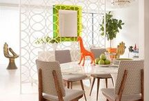 dining room styling / dining in sublime style