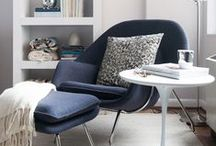 cosy corners / Making the most of those small spaces at home