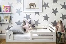 bedrooms for children / great spaces for little people
