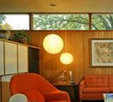 mid century modern love / My love for all things mid century - architecture, furniture, design, colours, photography...