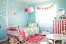 Zoe's Room / by Christina Sheets
