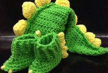 Happy Hooker / Crochet ideas and patterns / by Christina Sheets