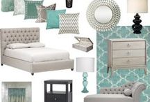 Everything Master Bedroom / Everything having to do with making the perfect master bedroom.  Ideas for decorating, organizing, and creating an amazing space in our new home.