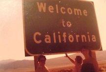California  / Where I found Home. / by Erin Elizabeth