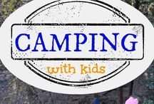 Camping, prepping & the great outdoors / Tips for living in nature - for a weekend or for good! / by Christina Sheets