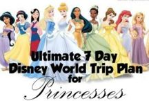 Disney Planning / Tips, tricks and how-tos for Disney World / by Christina Sheets
