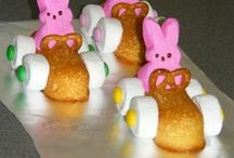 Hippity Hoppity Easter's on The Way / Get ready for Easter with these delicious Easter themed treats, crafts, and family fun ideas!  Easter crafts, recipes, toddler fun, preschool activities, and all things Easter! / by Melissa @Serendipity and Spice