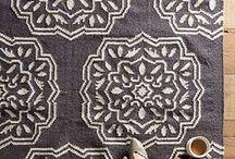 Fabrics & Inspirational Designs / Tactile Designs, Fabric Design, Tile Design...AKA Design Inspiration