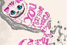 Alice ~ Thru the looking glass / Alice in Wonderland / by Christine Haden