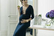Bump / Chic sexy stylish pregnancy looks