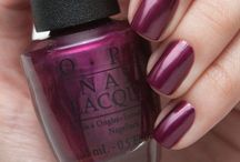 Nail Polish! / It's all about the color.