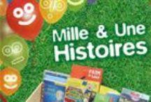 """Livre Jeunesse - 1e lecture / bibliothèque de rue d'Hastedon """"mille et une histoire"""""""
