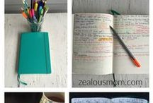 Bullet Journal Resources