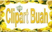 Clipart Buah-Buahan / Gambar clipart tentang berbagai jenis buah-buahan