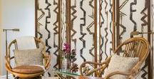 screens and dividers / Stylish screens and room dividers with a difference