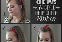 DIY Hairstyle / Learn and do your own hairsytle! Don't pay for it...