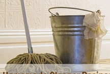 home [cleaning tips, DIY cleaners, etc...]