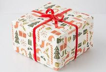 ✻ | gift ideas / wrapping/ packing your gift to beloved ones