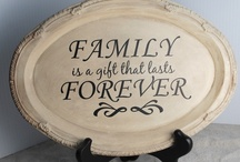 """Cricut ~ Personalized Plate Ideas / *DISCLAIMER* These are """"PINS"""" reflecting personal interest. I don't claim copyright or ownership of any content on this board. I make every effort to give proper credit whenever possible. / by ⚓ Melody Gause"""