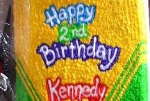 Birthday Cakes For All! / by Deborah LaTour