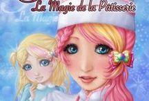 My book: Fraisie, la magie de la pâtisserie / http://rosalys.net/gallery/fraisie-la-magie-de-la-patisserie